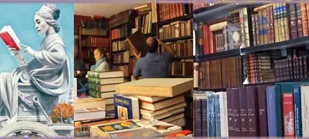 Feria de Otoño del Libro Viejo y Antiguo de Madrid