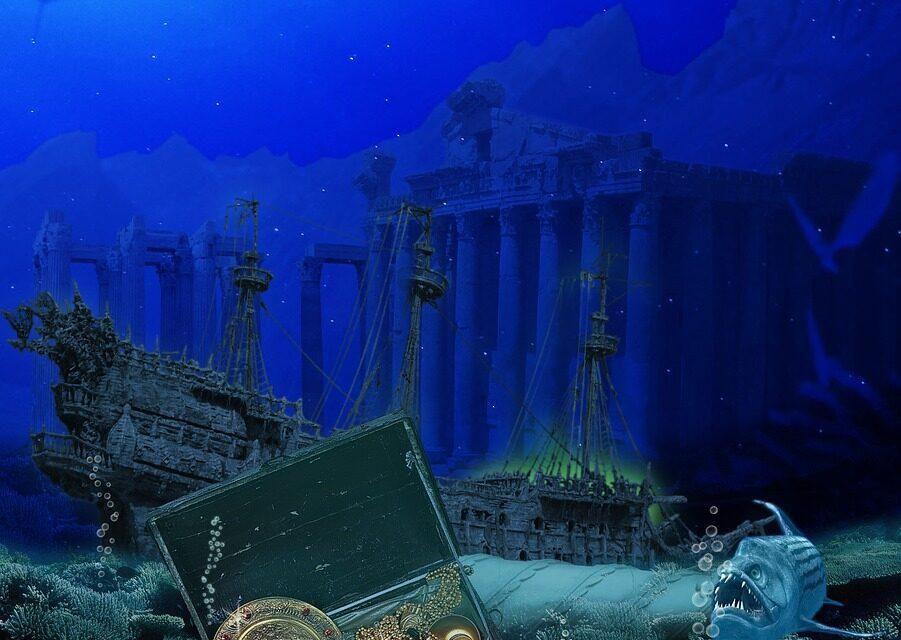Tesoro del Odyssey o Proyecto Cisne Negro