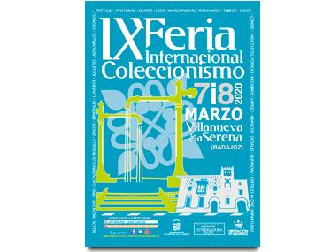 Feria Internacional de Coleccionismo de Villanueva de la Serena, 2020