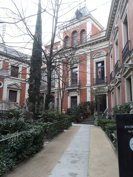 Museo Cerralbo 2020