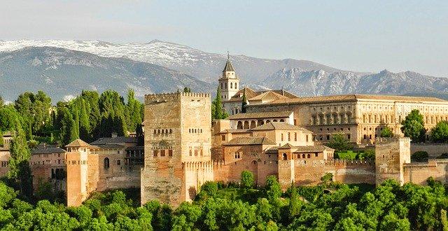 Alhambra de Granada visita virtual