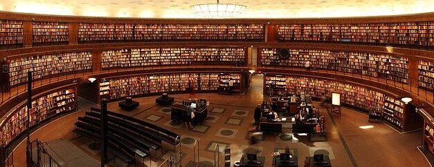 Las bibliotecas más grandes del mundo