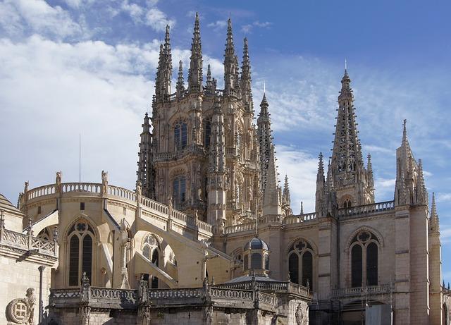 Catedral de Burgos visita virtual