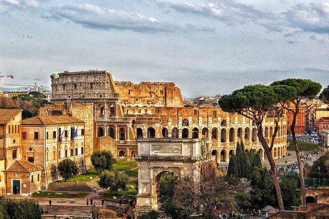 Roma visitarla virtualmente