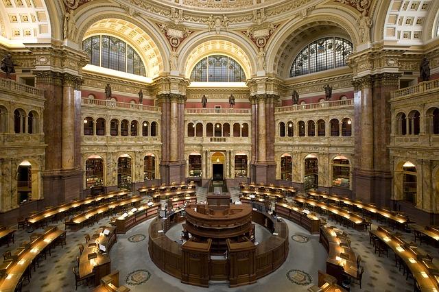 Biblioteca Congreso USA