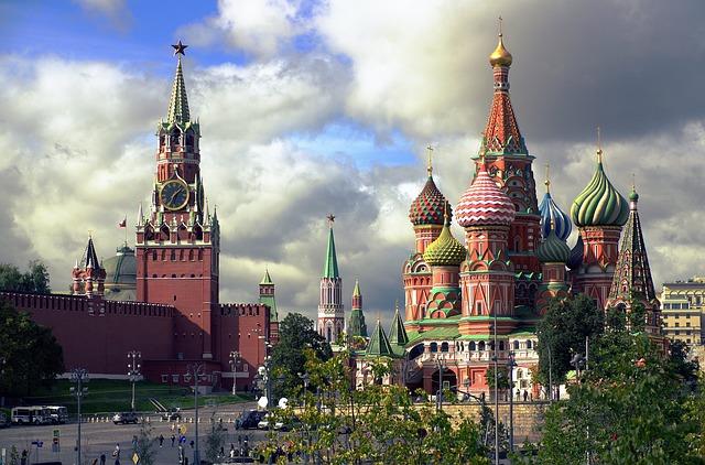 Vistas de Moscú