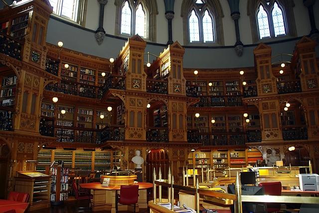 Biblioteca Canadá
