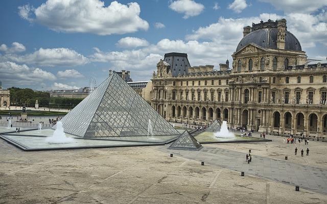 Museo del Louvre visita virtual