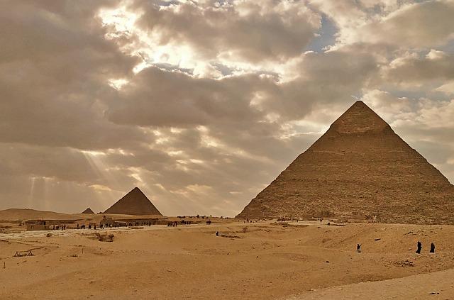 Pirámides de Egipto virtualmente