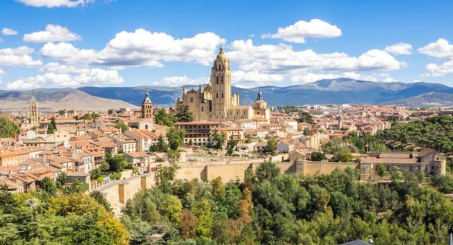 Segovia visita virtual