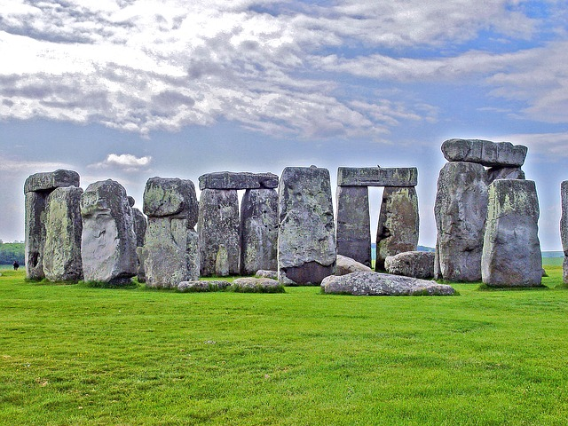 Stonehenge visitar virtualmente