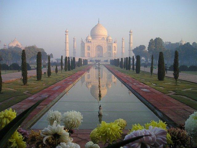 Taj Mahal visita virtualmente
