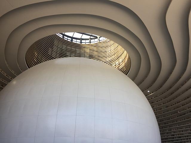 Biblioteca  de Tianjin Binhai