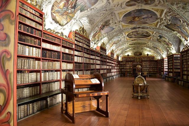 Biblioteca del monasterio Strahov