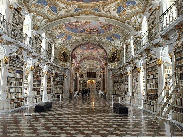 Biblioteca de la Abadía de Admont