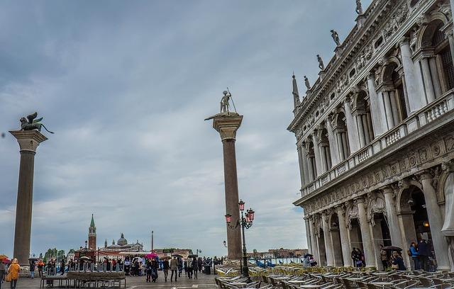 Biblioteca Marciana  o de San Marcos de Venecia