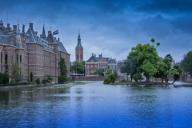 Antigua Biblioteca del Ministerio de Justicia holandés