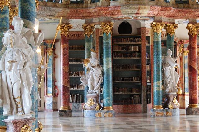 Biblioteca de la Abadía de Wiblingen