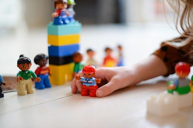 Recordatorio de la Exposición de maquetas construidas con piezas Lego® en Madrid